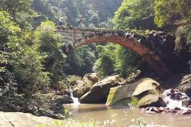 泸州在外驴友自费为画稿溪拍宣传片 四次上山取景